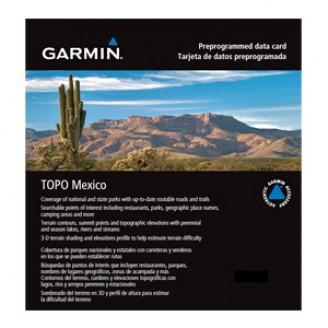 Карта для Garmin - Мексика TOPO Mexico v2