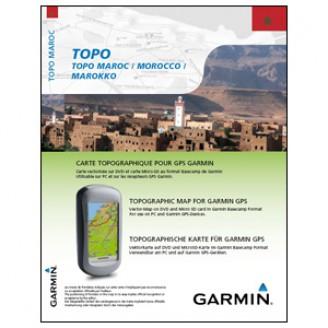 Карта для Garmin - Марокко v2