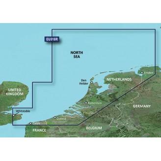 Северное море, Нидерланды 2014.0 (15.50) VEU018R BlueChart G2 Vision