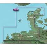 Северное море, Нидерланды, Германия, Дания 2014.0 (15.50) VEU019R BlueChart G2 Vision