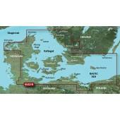Пролив Каттегат, Балтийское море 2014.5 (16.00) VEU021R  BlueChart G2 Vision