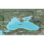 Черное Море, Азовское Море 2014.0 (15.50) VRU002R  BlueChart G2 Vision