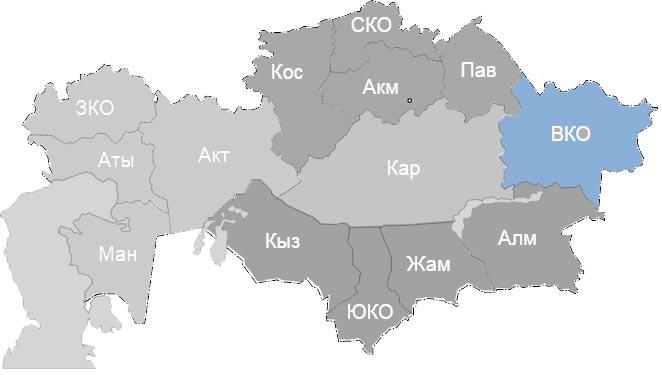 генштаб восточный казахстан