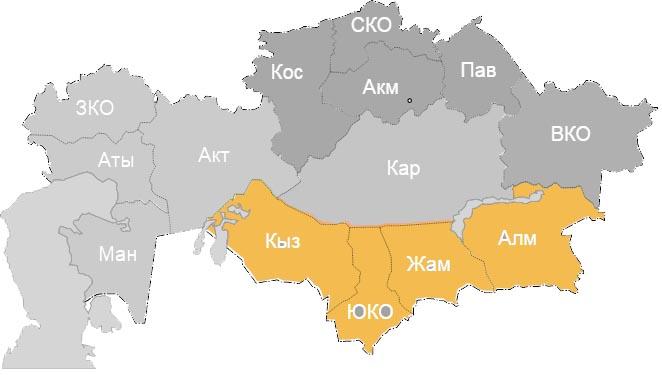 генштаб южный казахстан