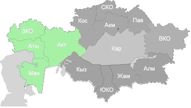 генштаб западный казахстан