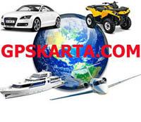 GPS КАРТА - обновление навигационных данных и картография