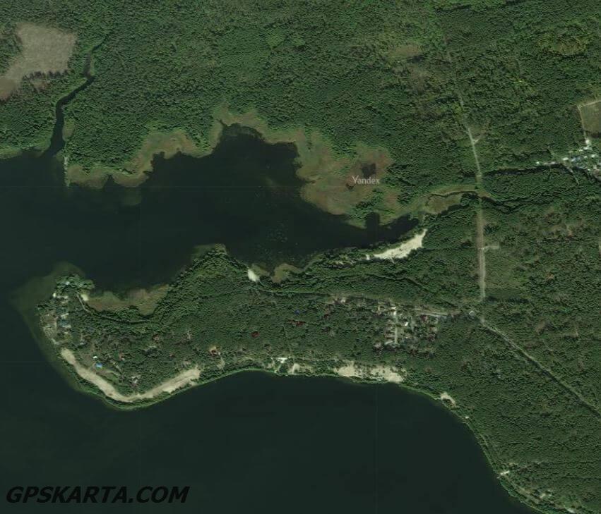 липецкая Область спутниковая карта
