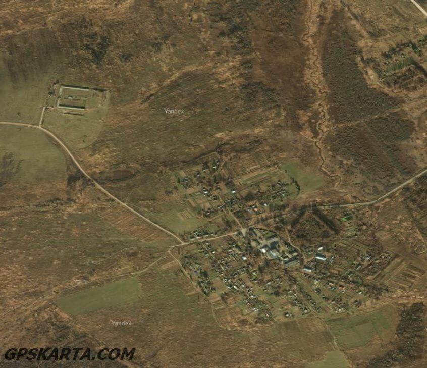 Смоленская область спутниковая карта
